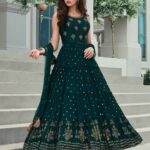 Know The Best Tips To Look Slim In Designer Anarkali Suits
